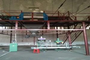 湖南信丰现场——大量元素水溶肥设备