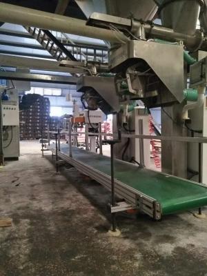 河北硅谷化工4-25kg粉剂水溶肥双包装线
