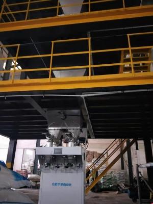 南宁汉和生物现场——水溶肥生产设备