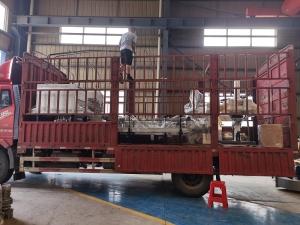 水溶肥设备发货中——目的地:安徽池州