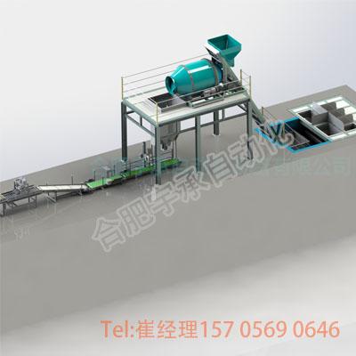 上海bb肥全自动生产线