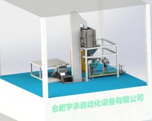 水溶肥半自动生产线