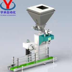 水溶肥专用单工位包装机组